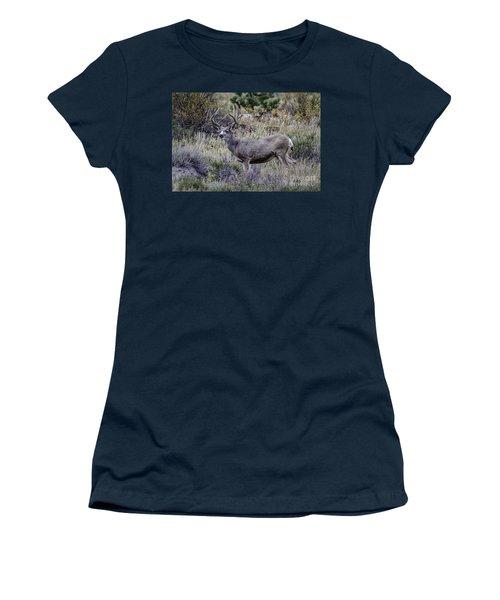 Velvet Mule  Women's T-Shirt