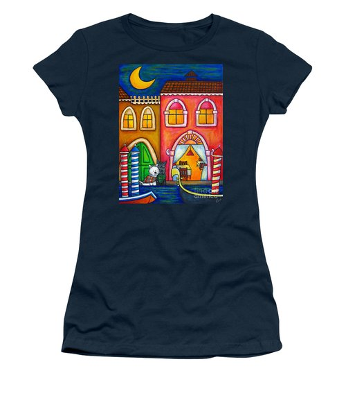 Venice Valentine Women's T-Shirt (Athletic Fit)