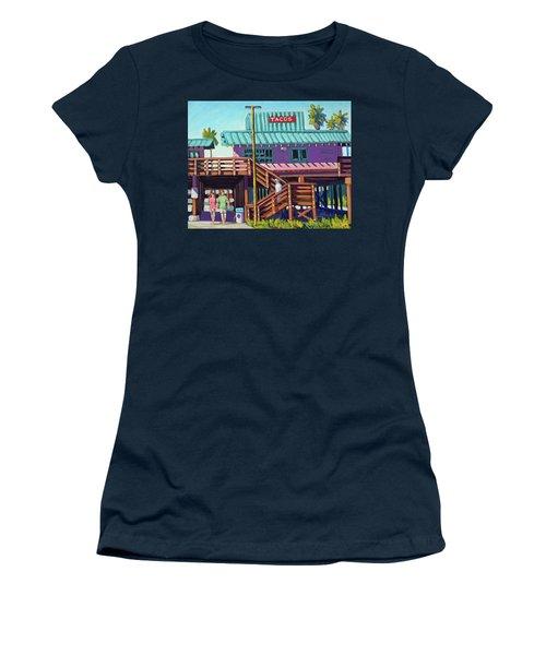 Ventura Pier - Tacos Women's T-Shirt
