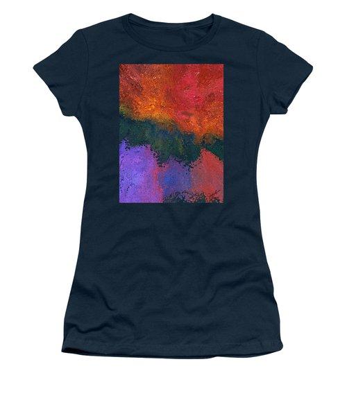 Verge 2 Women's T-Shirt (Junior Cut) by The Art Of JudiLynn