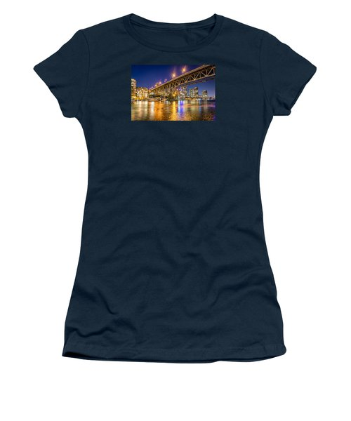 View At Granville Bridge Women's T-Shirt (Athletic Fit)