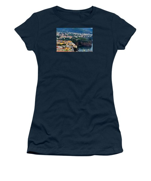 Women's T-Shirt (Junior Cut) featuring the photograph View From My Window by Richard Ortolano