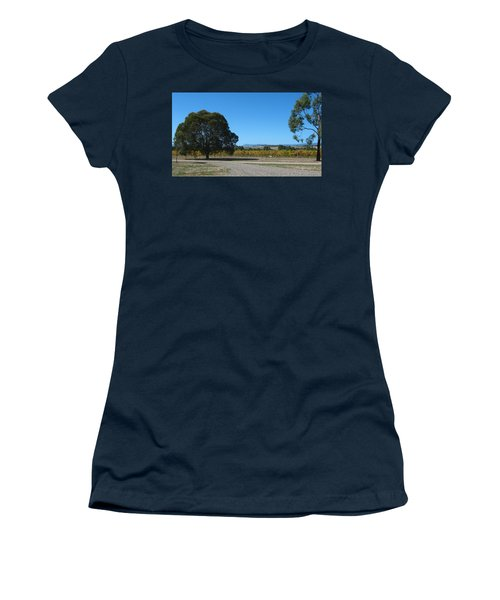 Vineyard Trees Women's T-Shirt