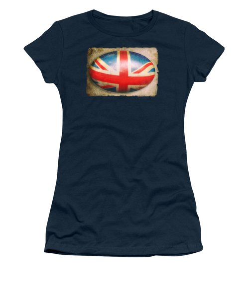 Vintage Flag Women's T-Shirt (Athletic Fit)