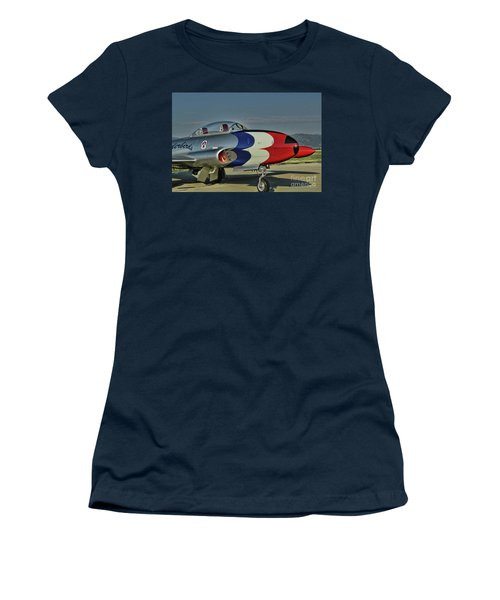 Vintage Thunderbird Women's T-Shirt (Athletic Fit)