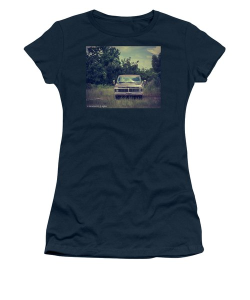 Waiting To Die Women's T-Shirt (Athletic Fit)