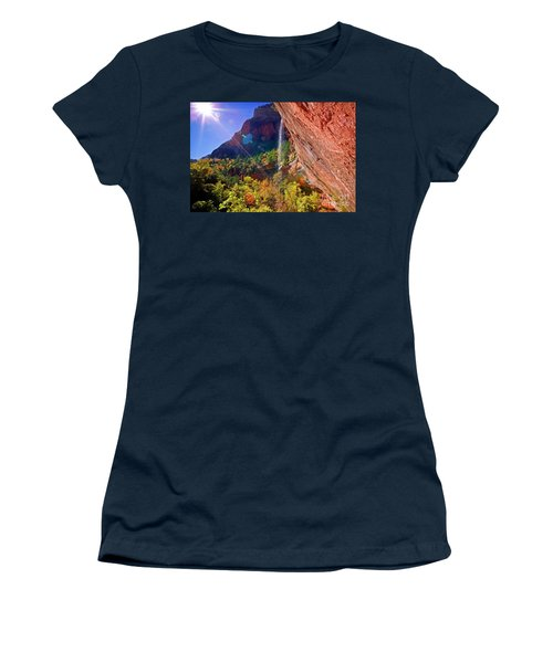 Waterfall Women's T-Shirt