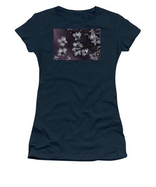 Wave Japanese Art Women's T-Shirt (Junior Cut) by Gray  Artus