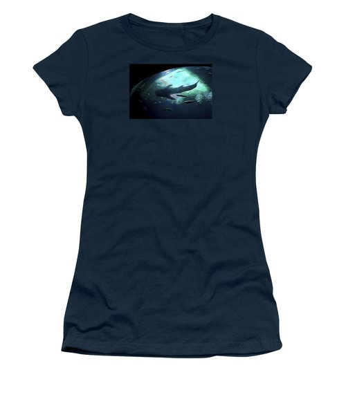 Whale Shark Of The Earth Women's T-Shirt