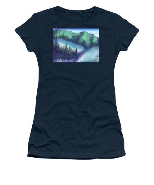 Wilmore Wilderness Area Women's T-Shirt (Athletic Fit)