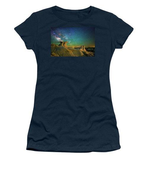 Winged Guardians Women's T-Shirt