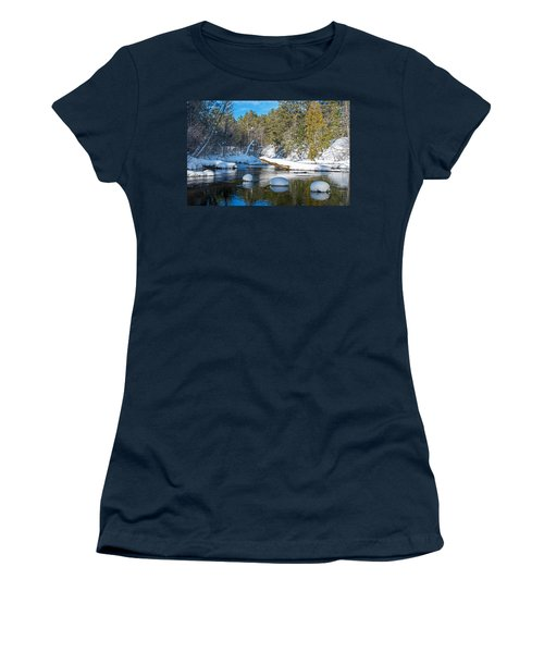 Winter Blues Women's T-Shirt