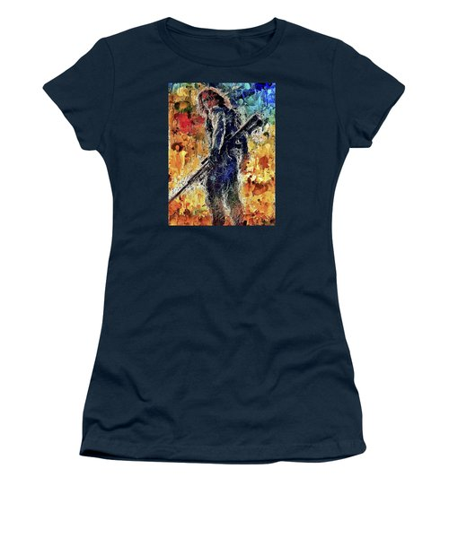Winter Soldier Women's T-Shirt