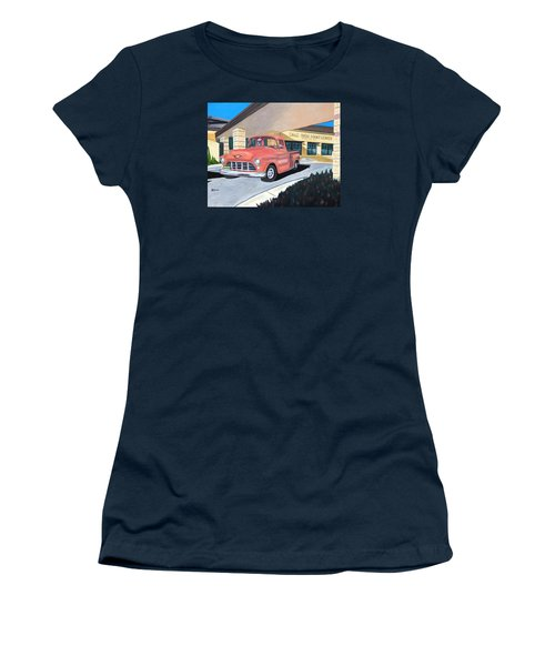 Wohstra-1 Women's T-Shirt (Athletic Fit)