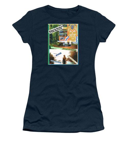 Woman As Inspiration Women's T-Shirt