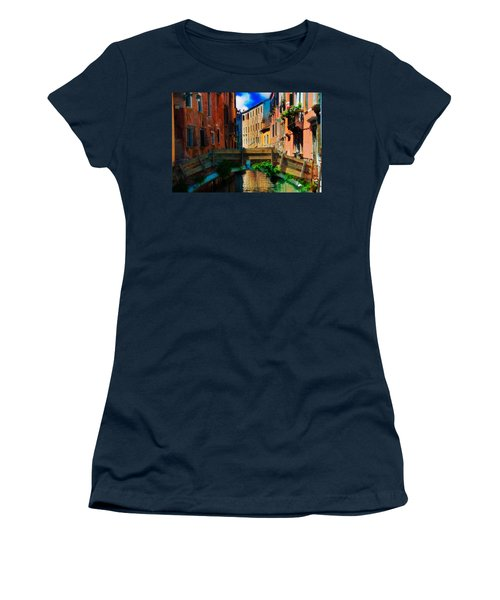 Wooden Bridge Women's T-Shirt