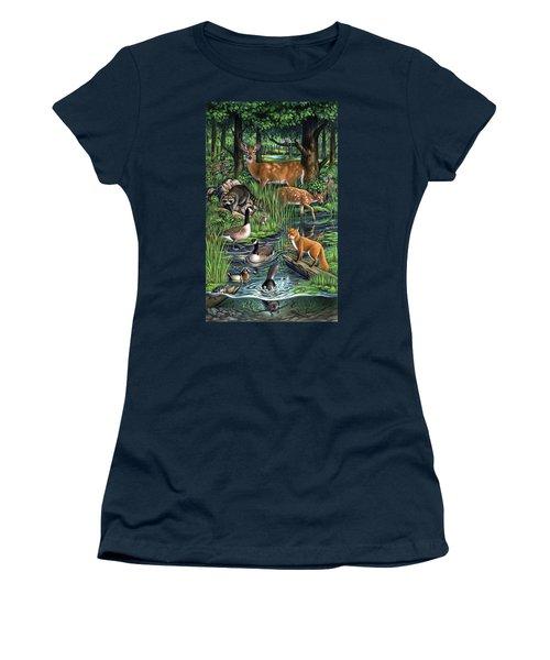 Woodland Women's T-Shirt