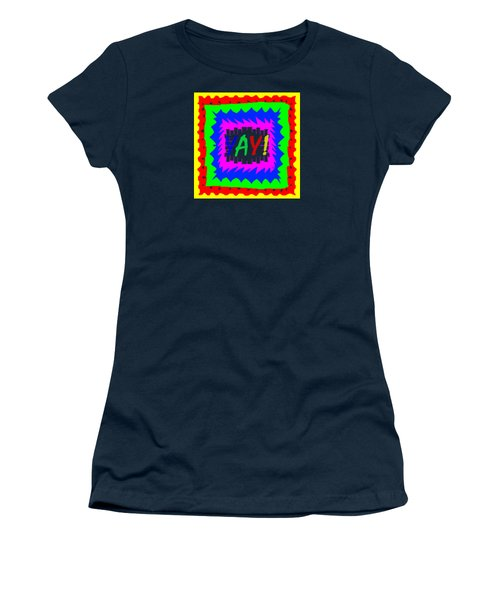 YAY Women's T-Shirt (Athletic Fit)