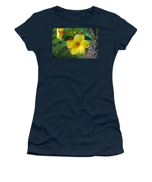 Yellow Beauty Women's T-Shirt