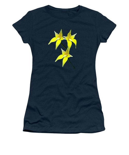 Yellow Cowslip Australian Orchard Women's T-Shirt