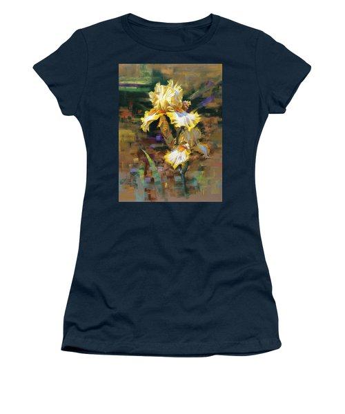 Yellow Iris II Women's T-Shirt