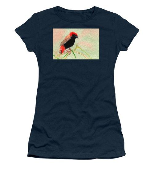 Zanzibar Red Bishop Women's T-Shirt