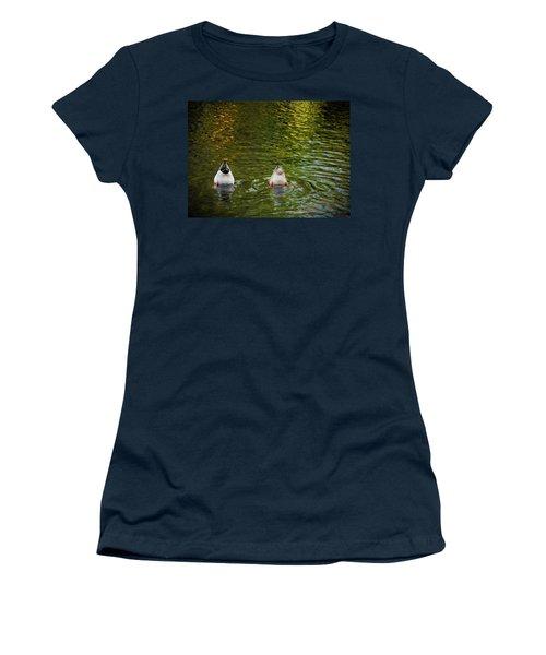 Mallards Bottoms Up Women's T-Shirt
