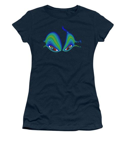 Cats Eyes Women's T-Shirt