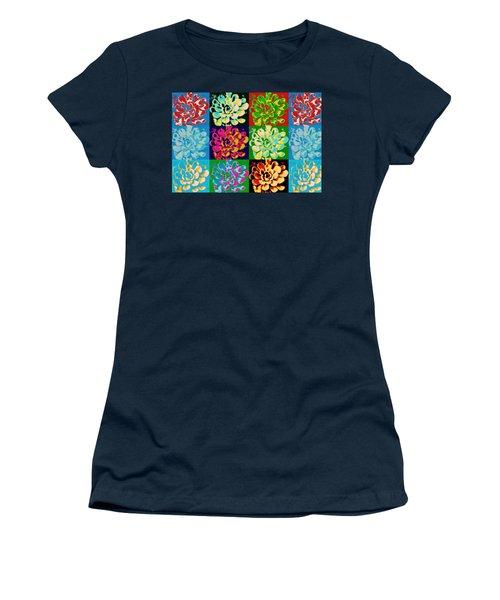 Plant Pattern Women's T-Shirt