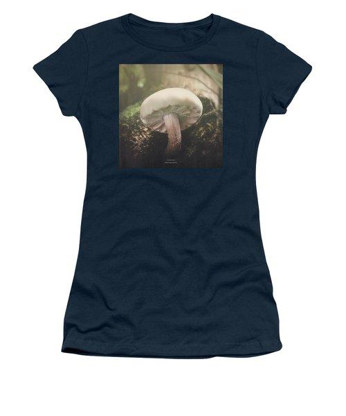 Look At The Mushroom Women's T-Shirt