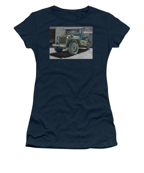 1942 Willys Gpw Women's T-Shirt