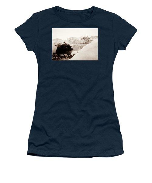 Alaskan Glaciers - Harriman Expedition - 1899 Women's T-Shirt