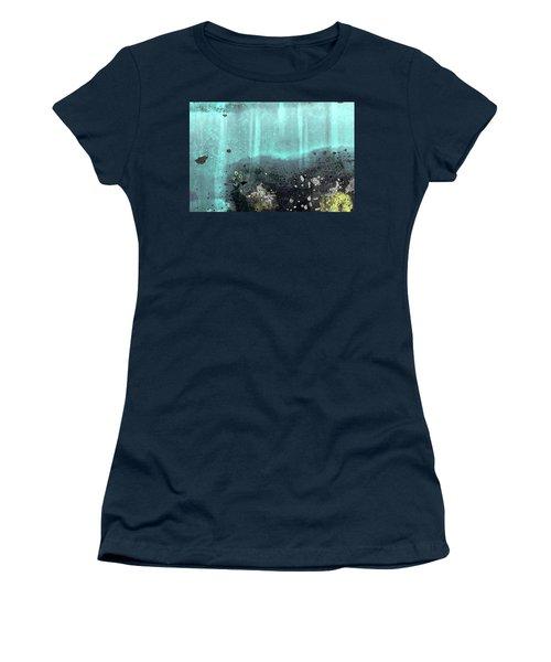 Women's T-Shirt featuring the photograph Art Print Patina 55 by Harry Gruenert