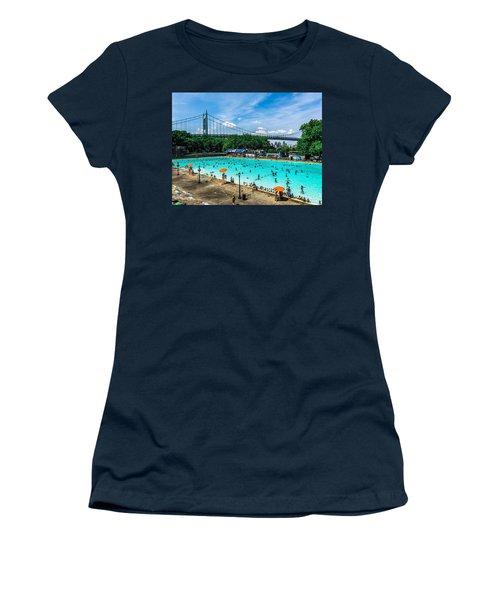Astoria Pool Women's T-Shirt
