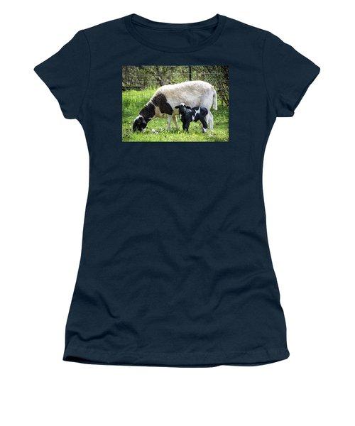 Baba And Pepe Women's T-Shirt
