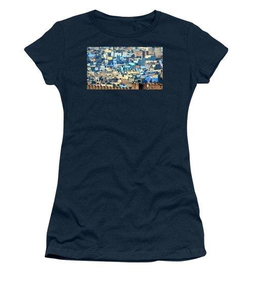 Blue City Vista Women's T-Shirt