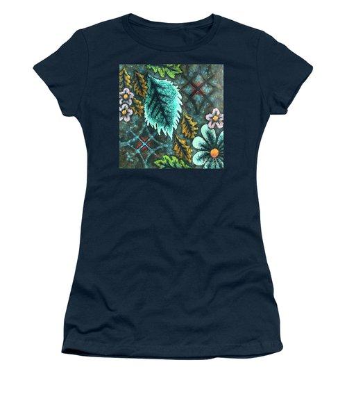 Blue Mood 3 Women's T-Shirt