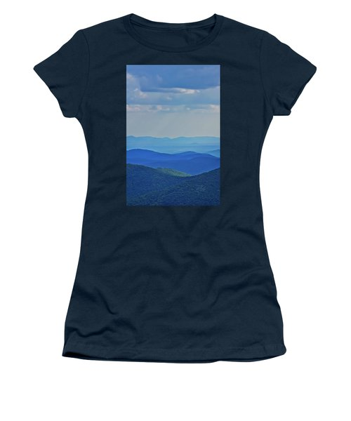 Blue Ridge Mountains Women's T-Shirt