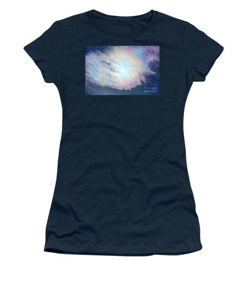 Cloud Iridescence Women's T-Shirt