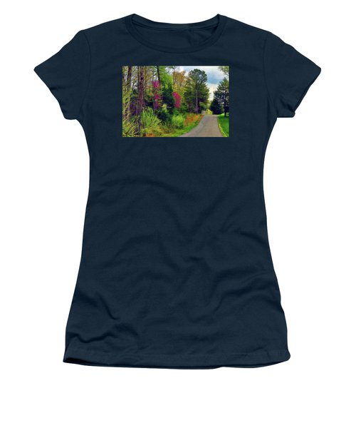 Country Road Take Me Home Women's T-Shirt