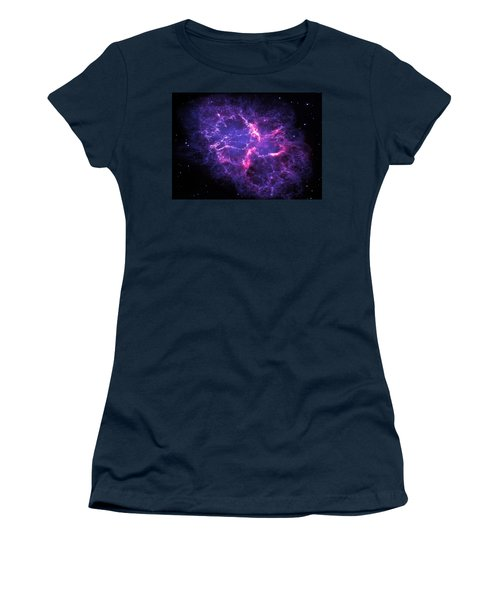 Crab Nebula Women's T-Shirt