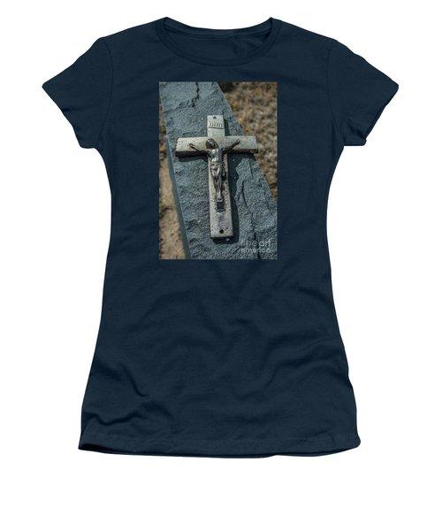 Crucifix Women's T-Shirt