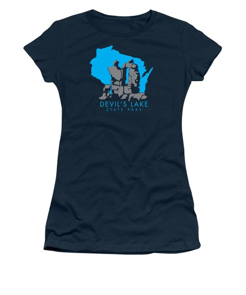 Devil's Lake State Park Wisconsin Women's T-Shirt