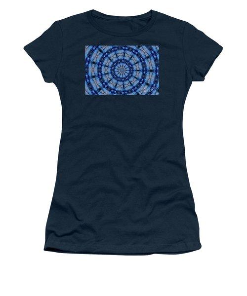 Blue Jay Mandala Women's T-Shirt