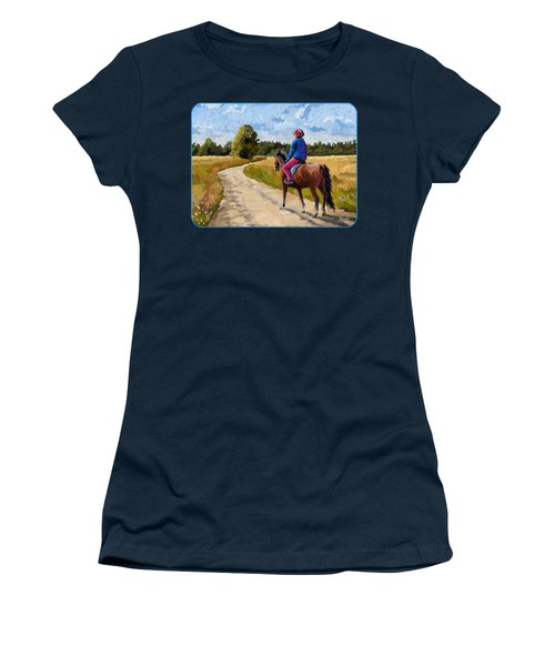 Easy Ride Afternoon Women's T-Shirt