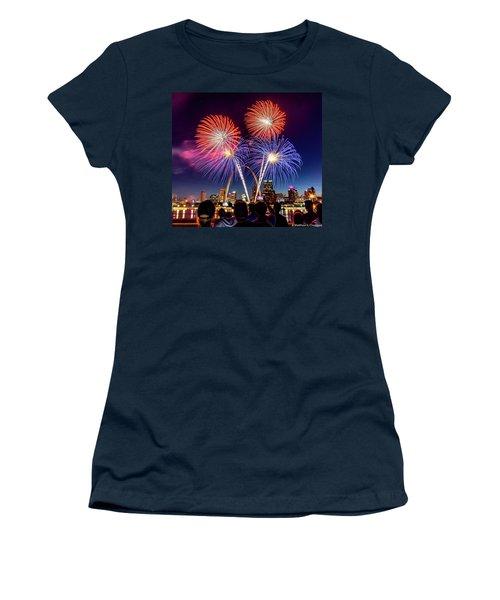 Fair St. Louis Fireworks 6 Women's T-Shirt