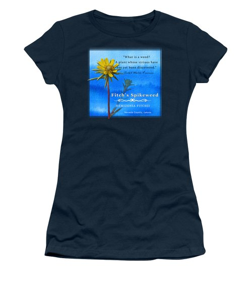 Fitch's Spikeweed Women's T-Shirt