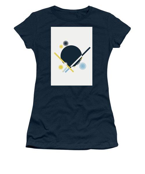 Geometric Painting 3 Women's T-Shirt