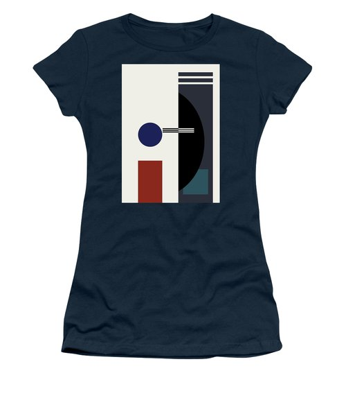 Geometric Painting 9  Women's T-Shirt