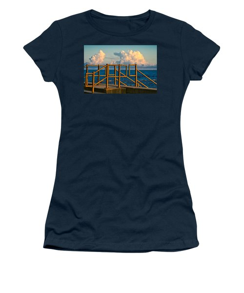 Golden Railings Women's T-Shirt